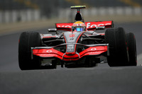 McLaren leads on Brazilian GP Friday