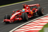 Massa delights crowds with Brazilian GP pole