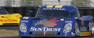 General Testing, testing in Daytona, day two