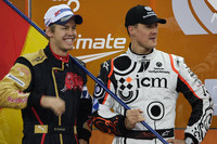 Vettel, Schumacher hand Nations Cup to Germany
