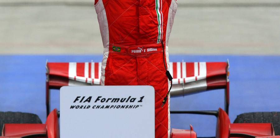 Mistake-free Massa claims Bahrain