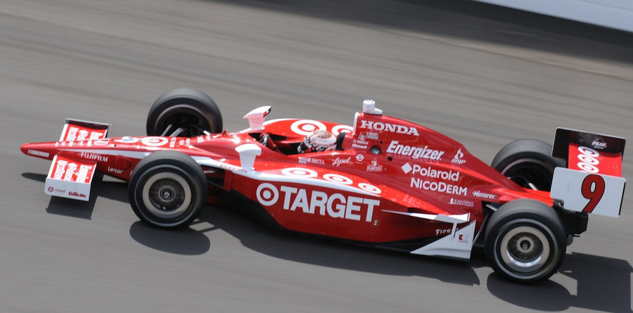 Dixon on top at Indy 500's Fast Friday