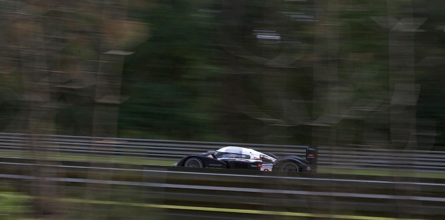Audi closes the gap in morning warmup