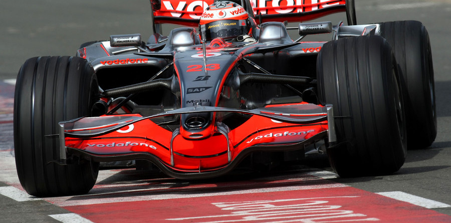 Kovalainen takes McLaren top at Silverstone test