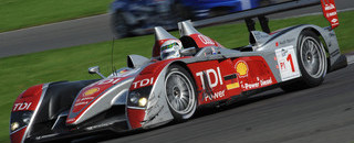 European Le Mans Audi takes surprise Silverstone win and title