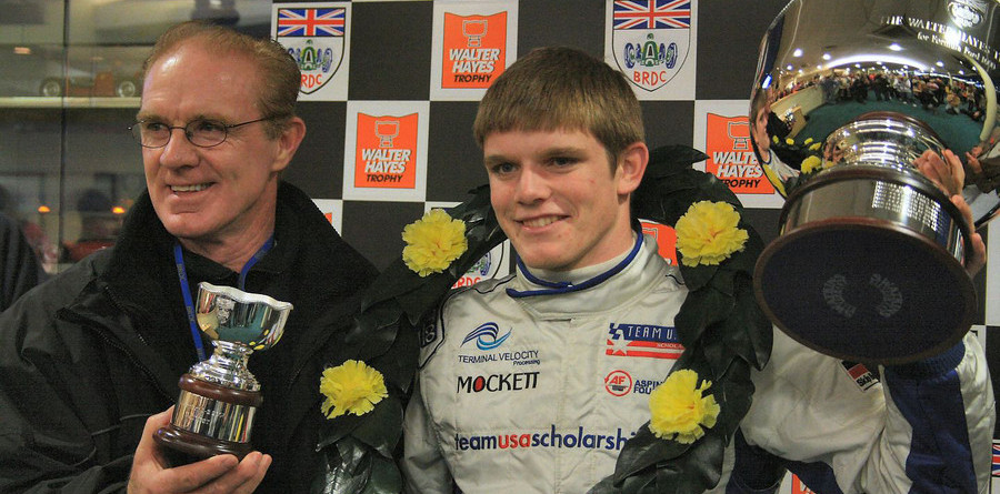 Victory for Conor Daly in Silverstone Thriller