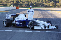 F1.09 pleases BMW Sauber's Heidfeld