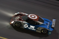 Franchitti out in front after nine hours at Daytona