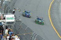 TRG Porsches bag 1-2 in GT at Daytona