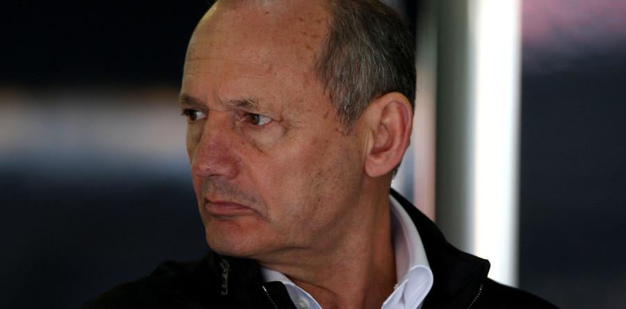 McLaren's Dennis cuts Formula One ties