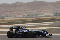 Rosberg tops Friday practice in Bahrain
