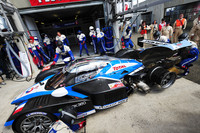 Peugeot crash headlines start at Le Mans