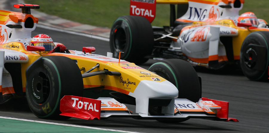 Renault appeals its ban from European GP