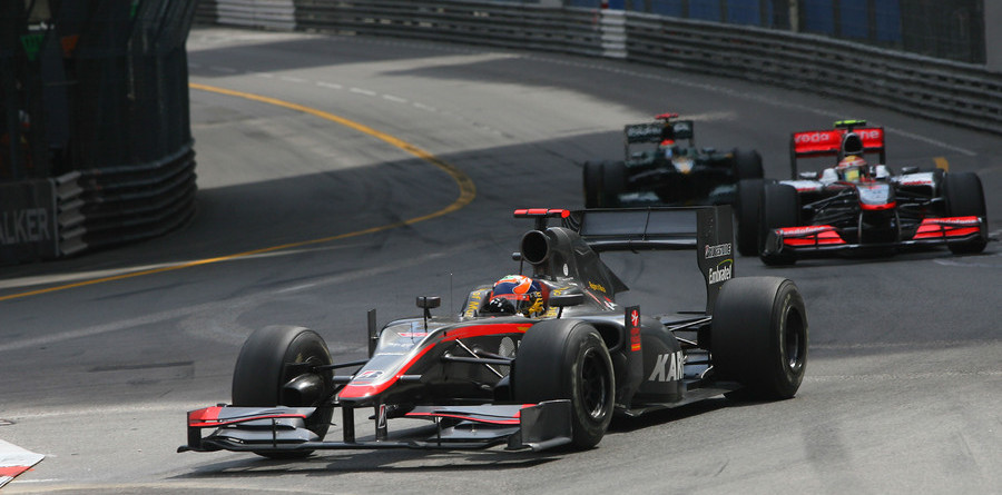 Formula One: On and off track - week 20