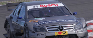 DTM Spengler takes lights-to-flag win at Nurburgring
