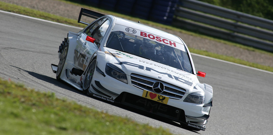 Di Resta and Mercedes rule at Oschersleben
