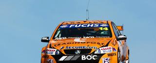Bright grabs provisional pole at Bathurst