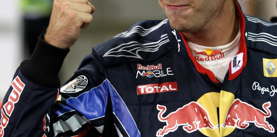 Vettel takes last pole of the year in Abu Dhabi