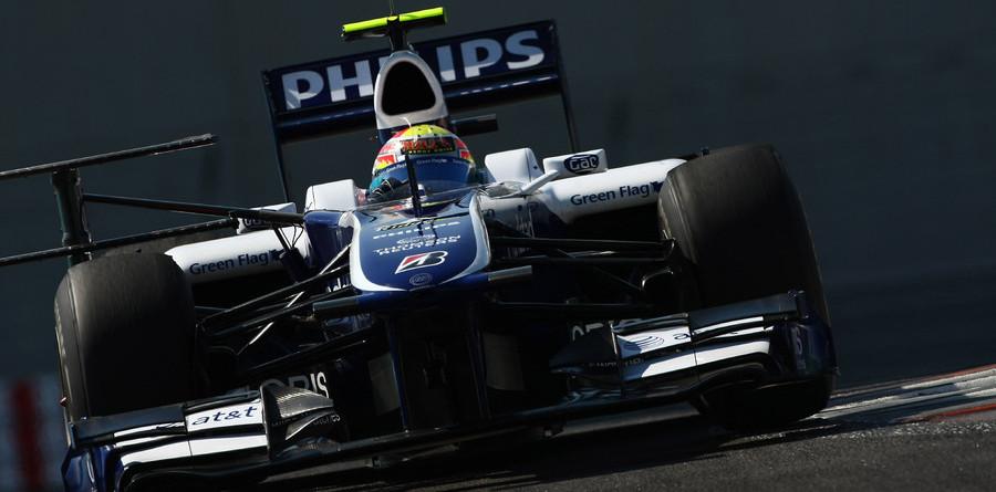 Maldonado no 'pay-driver' insists Williams' Parr