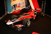 Marussia Virgin set for new season with new MVR-02