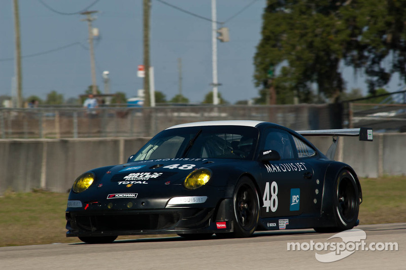 Paul Miller Racing completes Sebring driver line up