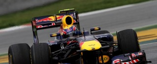Formula 1 Webber opens final winter test with fastest time