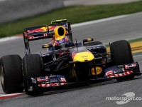 Webber opens final winter test with fastest time