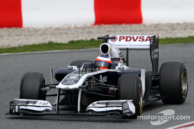 Williams might start 2011 without KERS