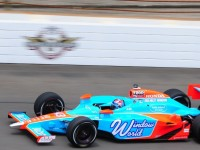 John Andretti returns to Indy 500