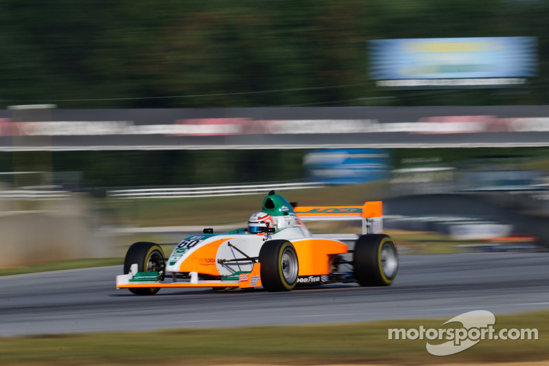 Star Mazda Birmingham test notes 2011-03-14