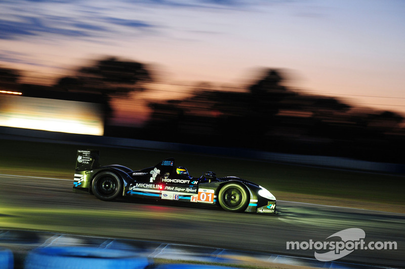 HIghcroft Racing Thursday report