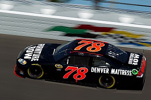 Regan Smith qualifying report