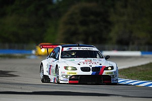 BMW-Team RLL hour 6 report