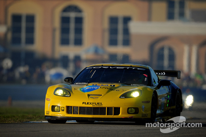 Corvette Racing race report
