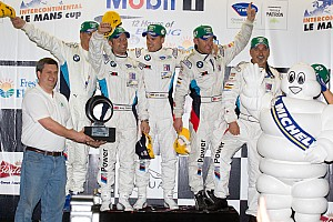 BMW Team RLL race report