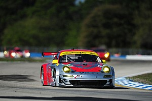 Patrick Long race report
