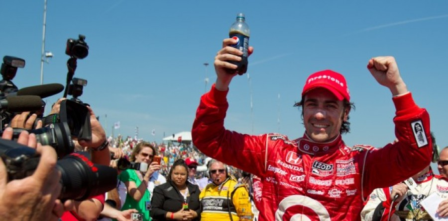 Franchitti Opens Title Defense with IndyCar Win in St Pete