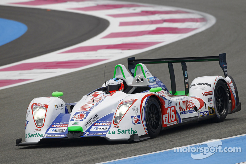 Pescarolo Team preview