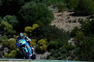 MotoGP Suzuki Qualifying Report