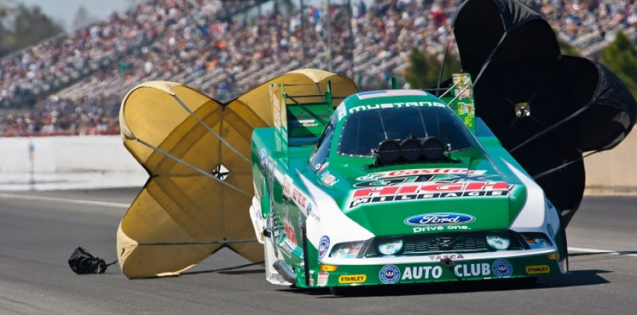 John Force Racing final report