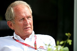 Mercedes not ready to challenge Red Bull - Marko