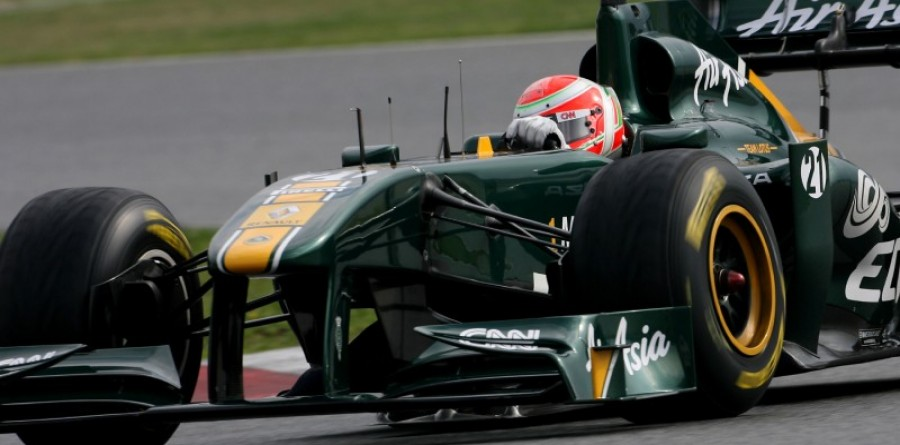 Team Lotus Friday Report
