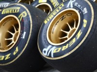 Pirelli use gold line for soft tyres in Malaysia