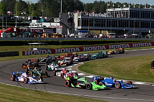 IndyCar Newman/Haas Racing race report