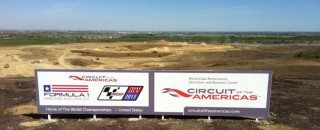 "Formula 1 USGP Austin Track Named ""Circuit of the Americas"