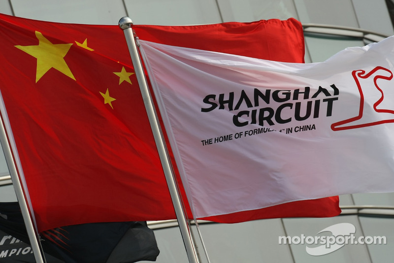 F1 teams warned before Shanghai race