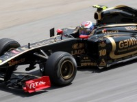 Lotus Renault Friday Report