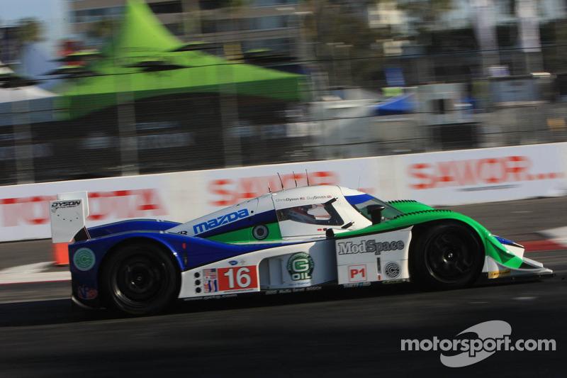 Dyson Racing race report