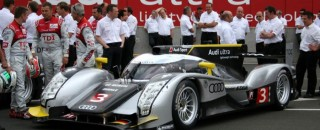 Le Mans Audi R18 Is A Lightweight