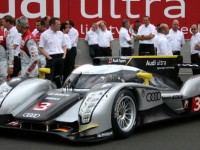 Audi R18 Is A Lightweight